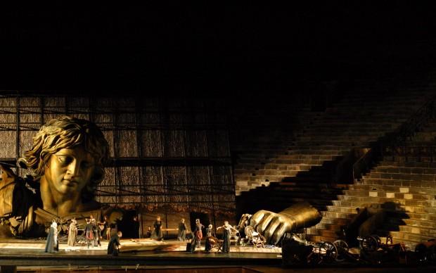 Le scenografie di Hugo De Ana