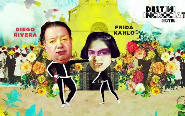 Diego Rivera e Frida Kahlo si sposano