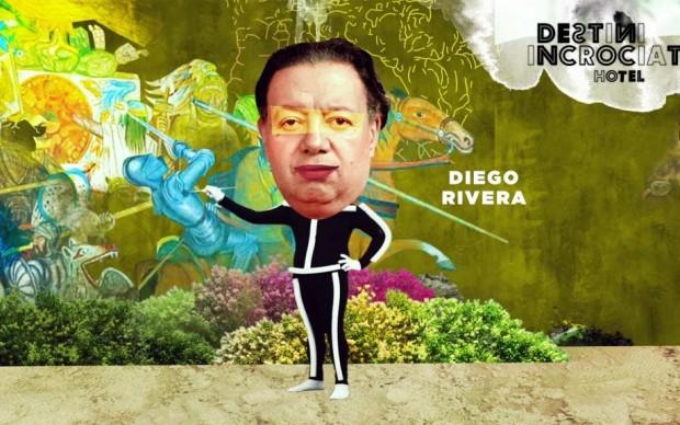 Diego Rivera, il pittore messicano più famoso nel mondo