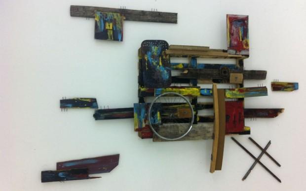 Invasioni, Cantieri Culturali alla Zisa - Anna Maria Fricano, La stanza di Emanuele, 2013