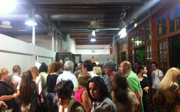 Invasioni, Cantieri Culturali alla Zisa - opening