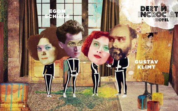 Klimt mentore di Schiele