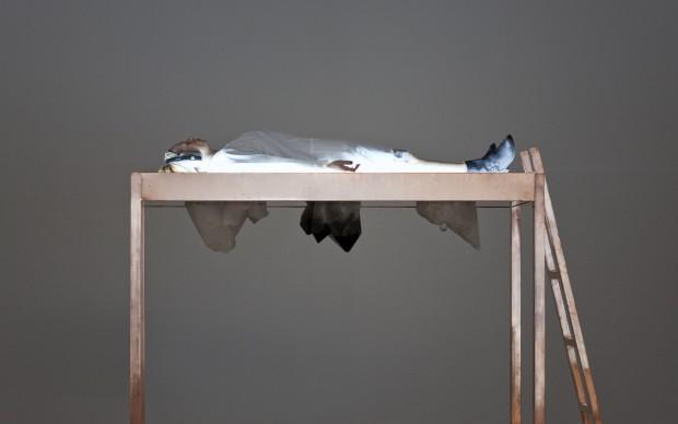 The Abramovic Method, Padiglione D'Arte Contemporanea, Milano 2012