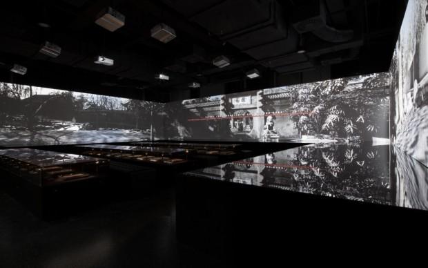 Allestimento tecnologico per lo Shanghai Cinema Museum - Photos Tilman Thürmer  COORDINATION ASIA Ltd