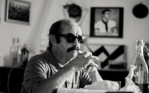 Benito Urgu, allenatore cieco