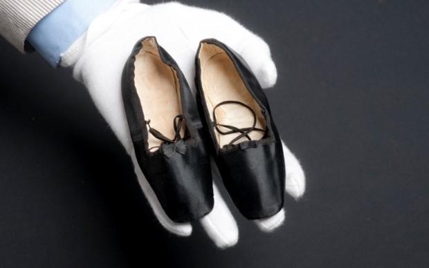 Le scarpine della principessa Alice 1843 © Museum of London