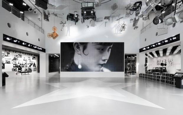 L'ingresso dello Shanghai Cinema Museum - Photos Tilman Thürmer  COORDINATION ASIA Ltd