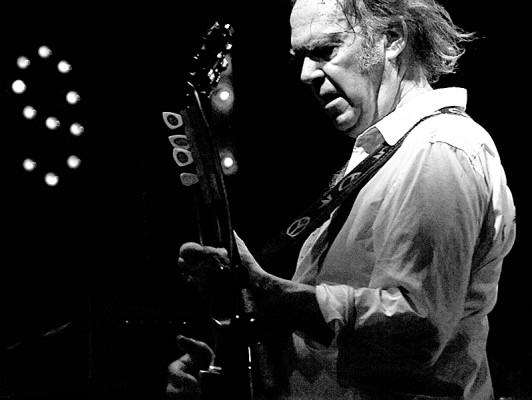 Neil Young - foto Andrea Barsanti