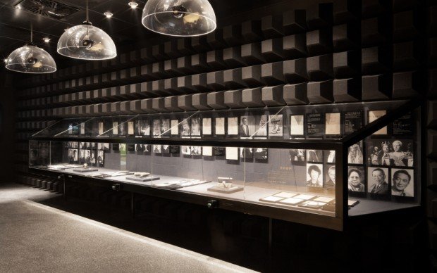 Shanghai Cinema Museum, installation view - Photos Tilman Thürmer  COORDINATION ASIA Ltd