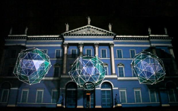 Le ardite geometrie di Roberto Fazio