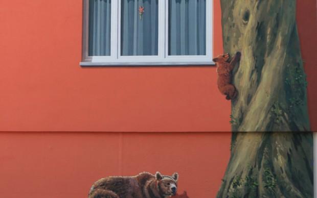 Orsi a Berlino - copyright Klaus Dombrowski Foto Design