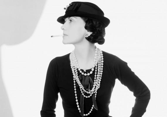 Coco Chanel nel 1935