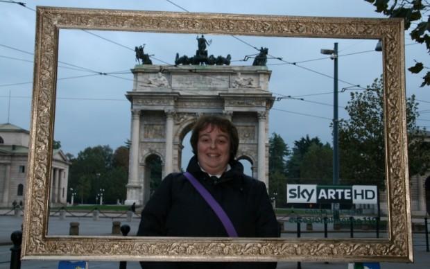 Milano, l'Arco della Pace