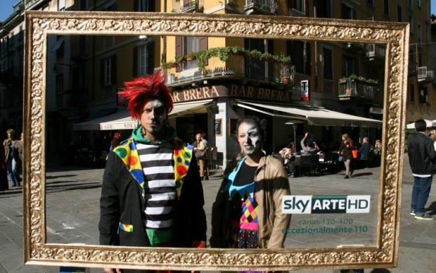 Sky Arte HD a Brera