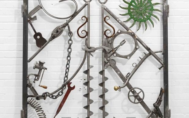 Gate II - copyright Bob Dylan, Halcyon Gallery
