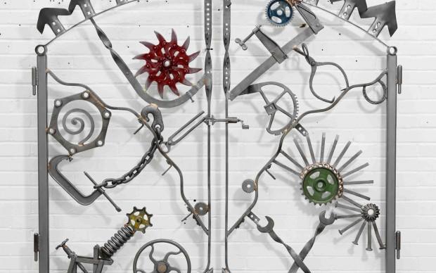 Gate IV - copyright Bob Dylan, Halcyon Gallery