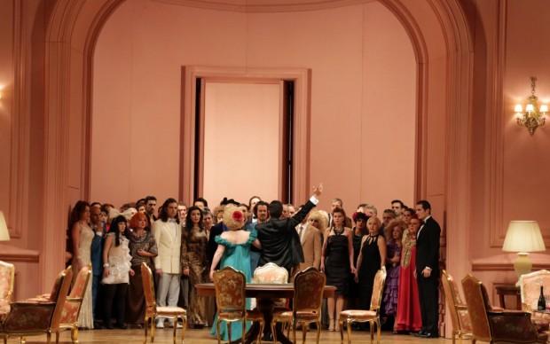 """""""La Traviata"""" alla Scala - foto Brescia/Amisano © Teatro alla Scala"""