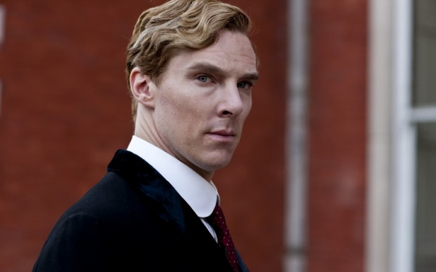 Benedict Cumberbatch  - foto Nick Briggs © Mammoth Screen Limited 2012