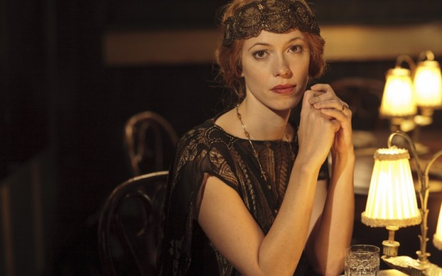 Parade's End - foto Nick Briggs © Mammoth Screen Limited 2012