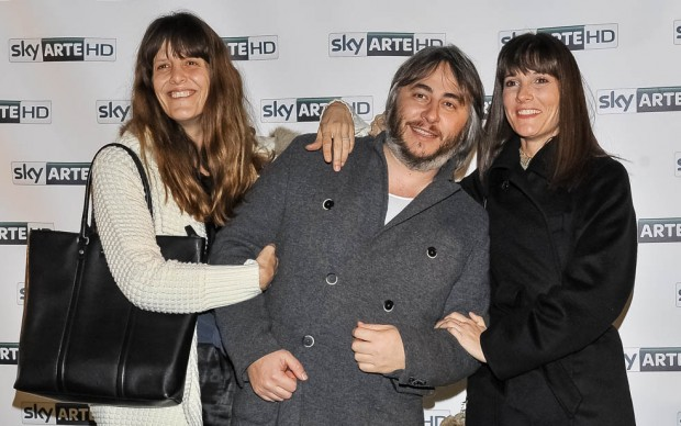 Francesca Fogar, Paolo Dalla Mora, Victoria Cabello ® Antinori