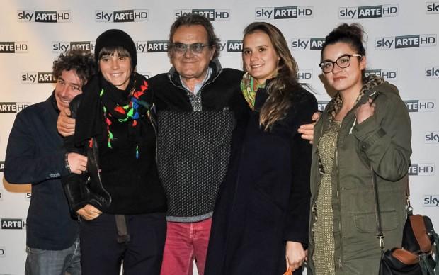 Oliviero e Lola Toscani ® Antinori