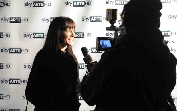 Victoria Cabello intervistata da Sky TG24