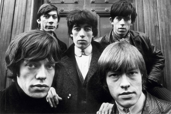 Terry O'Neill, I Rolling Stones in Hanover Square, 1964