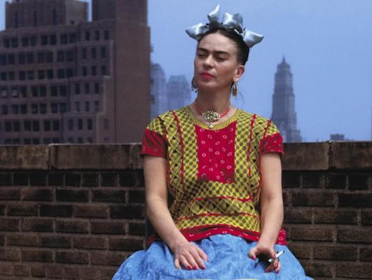 Nickolas Muray, Frida Kahlo a New York