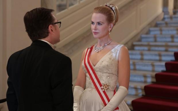 La principessa Grace con Ranieri di Monaco