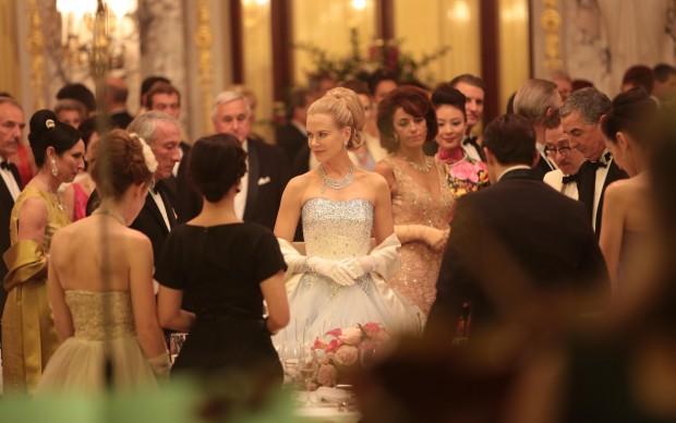 Serata di gala per Nicole, alias Grace Kelly
