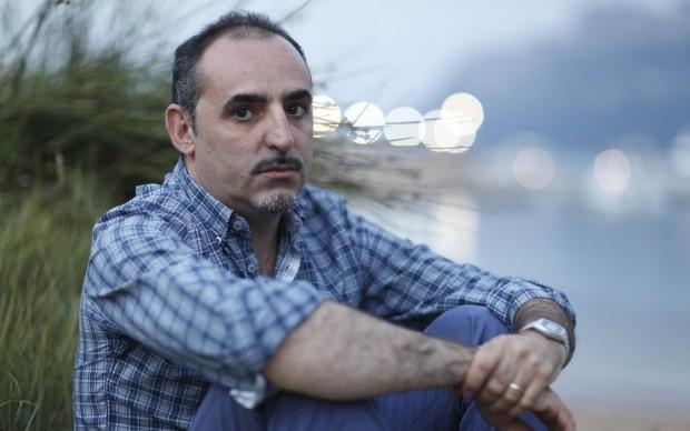 """Paolo Zucca, regista de """"L'arbitro"""""""