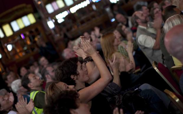 Il pubblico del Fringe Festival © Edinburgh Festival Fringe Society