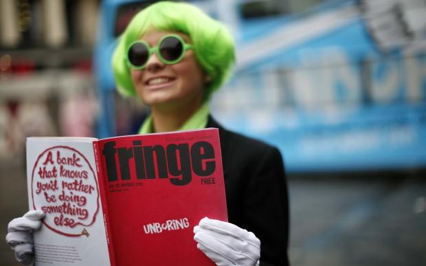 Fringe Festival © Edinburgh Festival Fringe Society