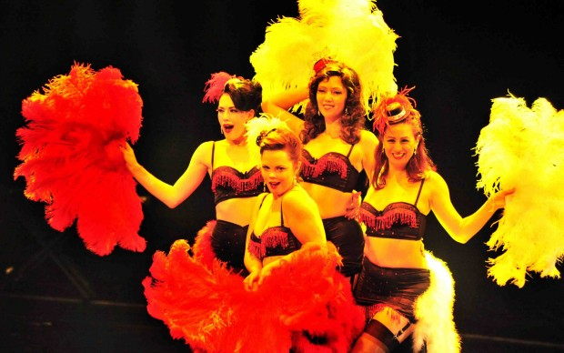 Burlesque al Fringe Festival © Edinburgh Festival Fringe Society