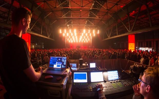 Berlin Festival - foto Stephan Flad
