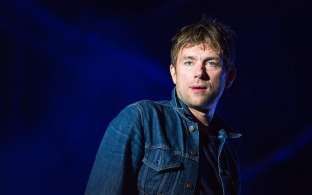 I Blur al Berlin Festival - foto Stephan Flad