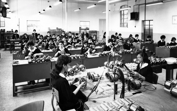 Donne alla Ercole Marelli - Fondazione ISEC