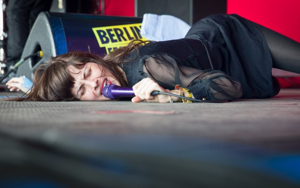 I Bosnian Rainbows al Berlin Festival - foto Stephan Flad
