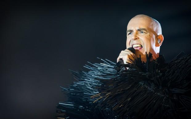 I Pet Shop Boys al Berlin Festival - foto Stephan Flad
