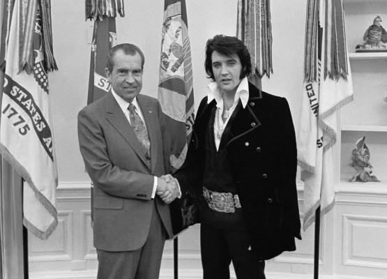 Elvis Presley e Richard Nixon