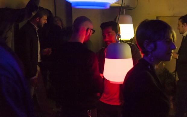 Party chez Bertallot
