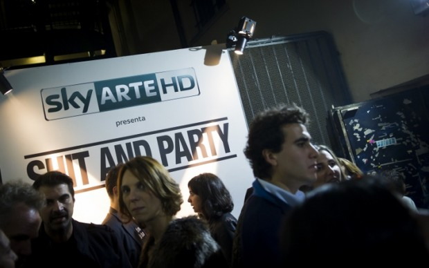Shit and Party al Lapsus, Torino, 05/11/2014 © Giorgio Perottino