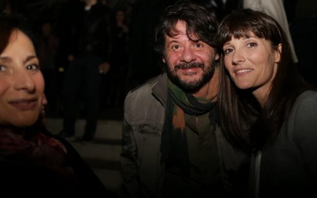 Lillo con Victoria Cabello