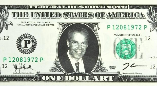 Mr. Savethewall - One Dollart, 2014