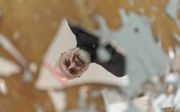 Pistoletto si specchia a Casa Bertallot