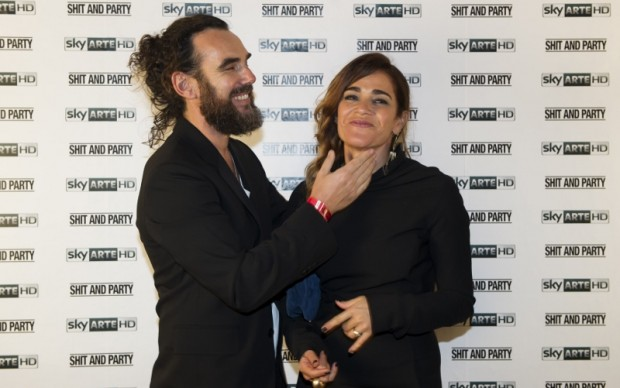 Stefano Seletti e Adriana Toledo Piza © Giorgio Perottino