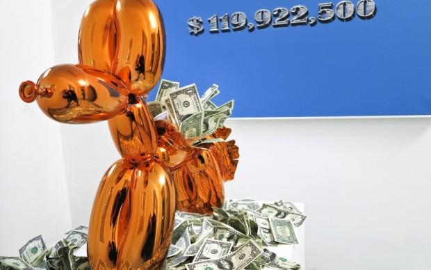 """Centodiciannove milioni di dollari... e spiccioli! A tanto è stata battuta da Sotheby's una delle versioni de """"L'Urlo"""" di Munch. Mr. Savethewall fa di quella cifra una nuova opera..."""