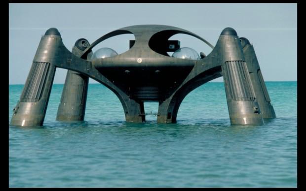 La base Atlantis ©1977 Danjaq, LLC and United Artists Corporation. All rights reserved