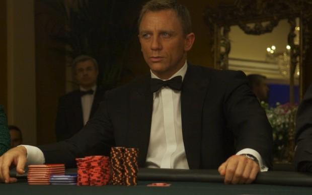 Daniel Craig Casino Royale © 2006 Danjaq, LLC, United Artists Cor