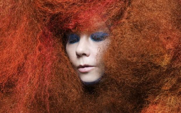 Björk in Biophilia (2)